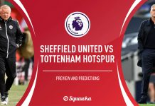 Sheffield United Vs Tottenham Hotspur